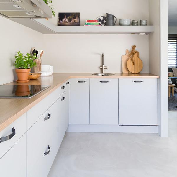 Een coating voor keuken muur of achterwand zorgt voor de allerbeste bescherming
